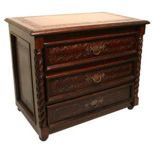 Solomon Dresser, Classic, Antique Brown