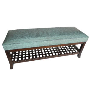 Super Bench, Colonial, Turquoise