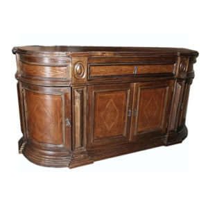 Diamond Buffet, Rustic