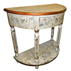 Ricardo Console, Painted Grey