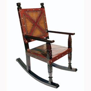 Navajo Rocking Chair