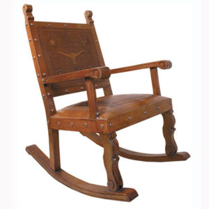 Spanish Heritage Rocking Chair
