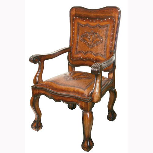 Seville Arm Chair. Hover To Zoom