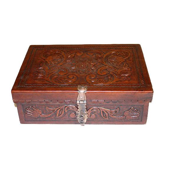 Small Flat Top Box