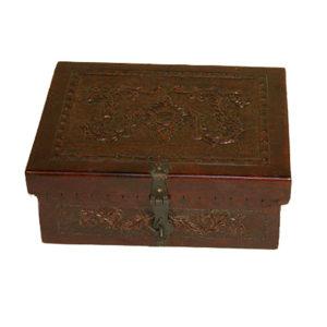 Smaller Flat Top Box