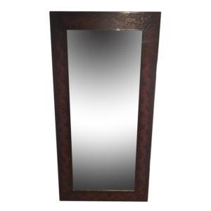 Dresser Mirror, Colonial, Antique Brown