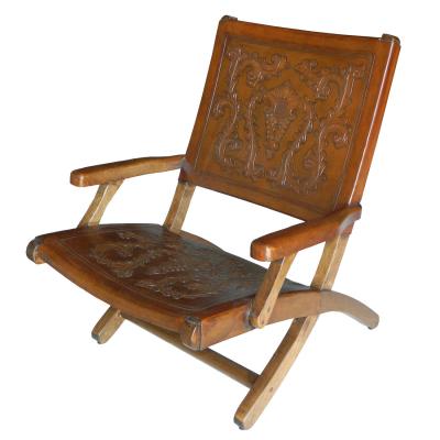 Los Cabos Chair, Colonial, Antique Brown