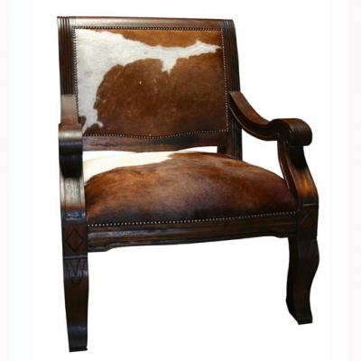 Salamanca Den Chair, with hair