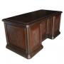 office_desks_presidente-desk-colonial-antique-brown-front
