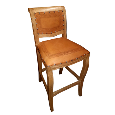 Imperial Barstool, Natural