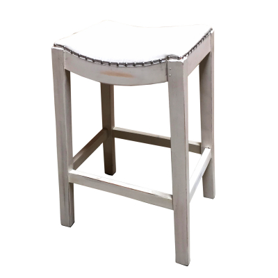 Saddle Mount Barstool