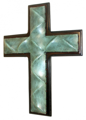 Leather Cross_C6