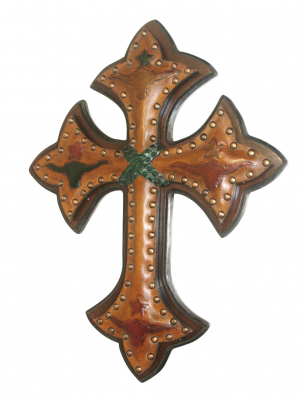 Leather Cross_C5