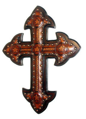 Leather Cross_C3