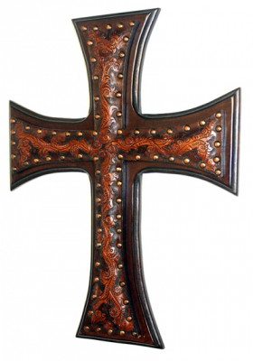 Leather Cross_C2