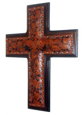 Leather Cross C1