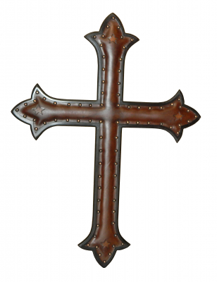 Jumbo Leather Cross C5
