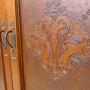 Armoire, Fluer De Lys, Rustic, pic 2