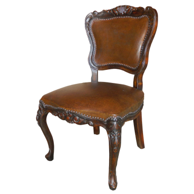 Catherine Chair, Brown Painted
