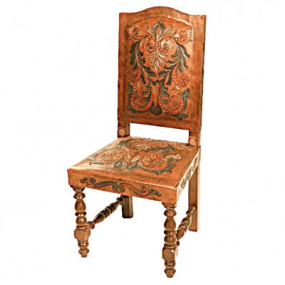 Fernando Chair, Garden Policromado