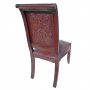Imperial Chair, Colonial, Antique Brown pic 2