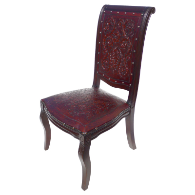 Imperial Chair, Colonial, Antique Brown