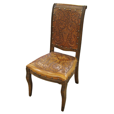 Imperial Chair, Colonial, Rustic