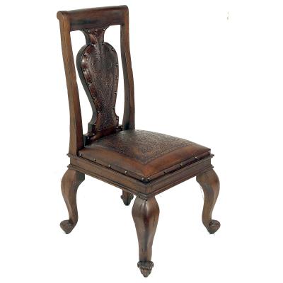 Raphael Chair, Colonial, Antique Brown