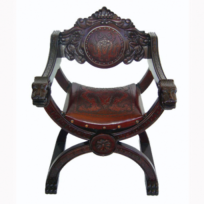 Antigua Chair, Colonial
